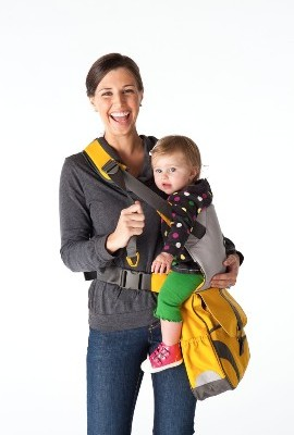 Go-Go Babyz Diaper Bag and Baby Carrier Giveaway