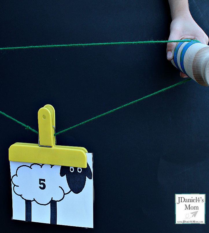 Simple Machines Games - Counting Sheep : This is a fun way to work on number recognition and counting on..