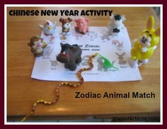 Chinese Zodiac Animal Hunt