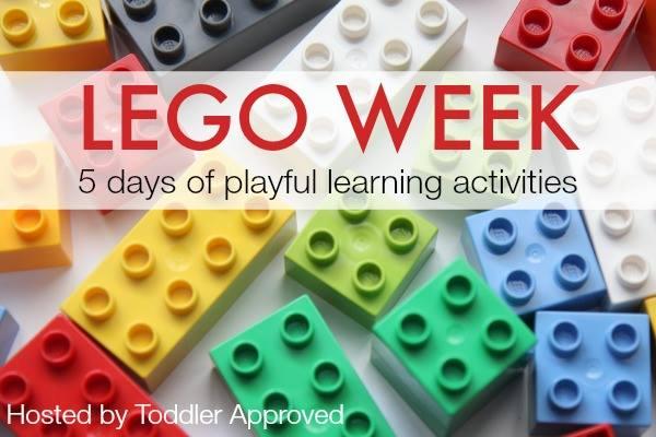 LEGO Week Logo