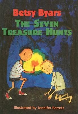 Spotlight on Remarkable Mystery For Kids- The Seven Treasure Hunts