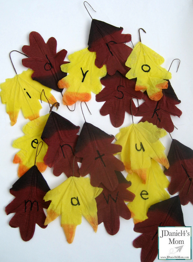 1st Grade Sight Words Building Leaf Words
