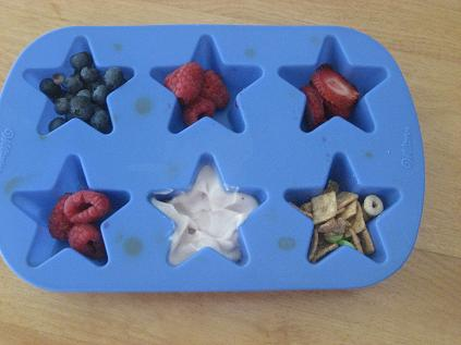Muffin Tin Monday- Very Berry 4th of July