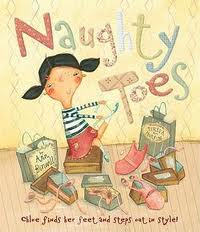 Naughty Toes Activities for Kids- Read.Explore.Learn
