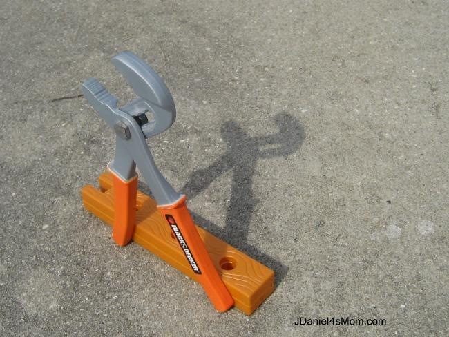 Boris and the Wrong Shadow - Tool Shadow Activity