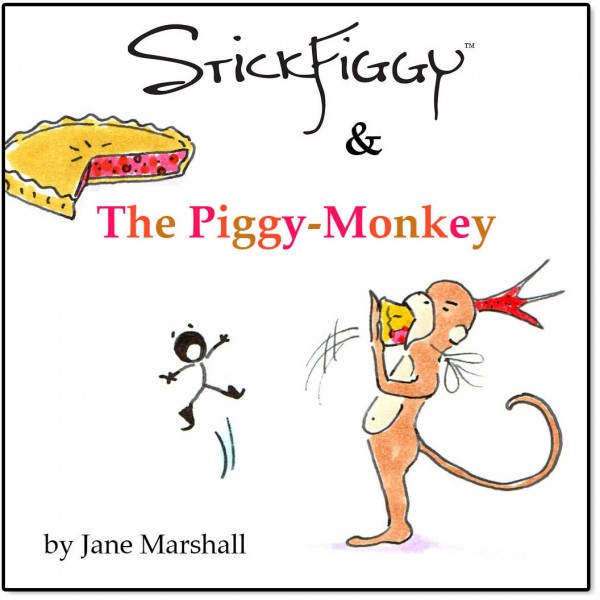 StickFiggy and the Piggy Monkey