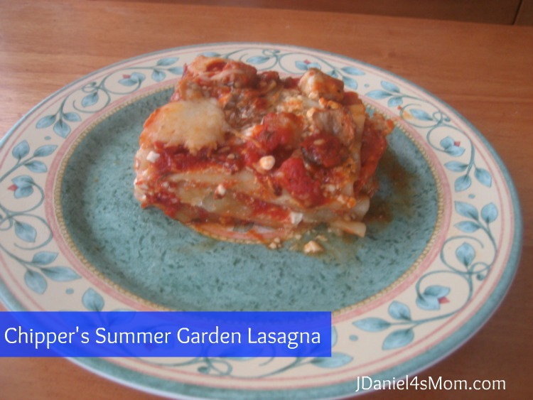 Chipper's Garden Lasagna
