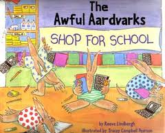 The Awful Aardvarks Shop for School- Read.Explore.Learn