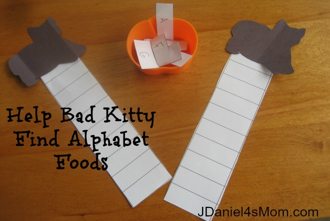 Bad Kitty (An Alphabet Book)- Read.Explore.Learn.