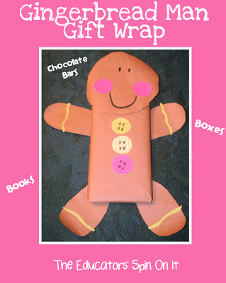 Gingerbread-Man-Gift-Wrap-Ideas