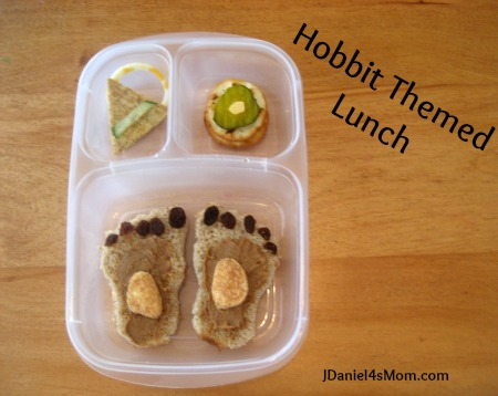 The Hobbit- Bento Lunch