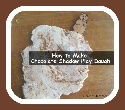 How Do I Make Play Dough- Chocolate Shadow Play Dough