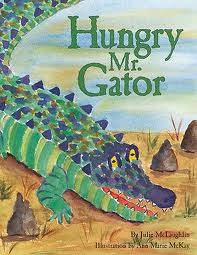 {Booking Across the U.S.A.} South Carolina's Pick Hungry Mr. Gator