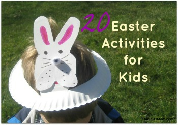 20 Easter Activities for Kids