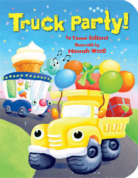 Truck Party Learning Activities for Kids