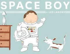 Read.Explore.Learn - Space Boy Learning Activities