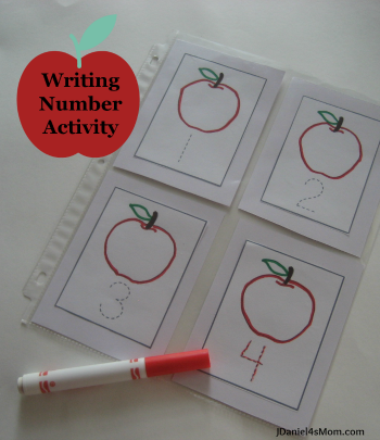 {Read.Explore.Learn.} Math Activities- Number Recognition- Writing Numbers