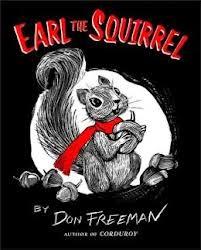 Acorn Math Activities - Earl the Squirrel