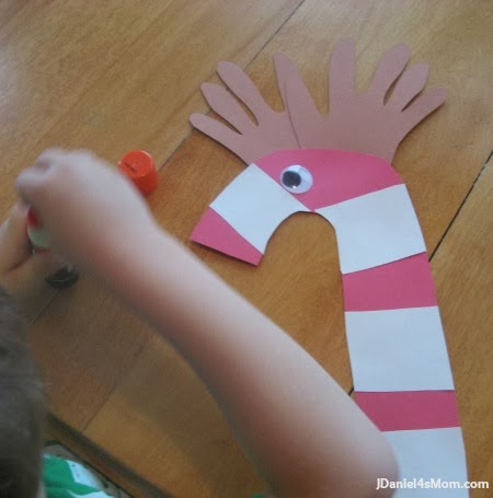 christmas-craft-candy-cane-reindeer-nose