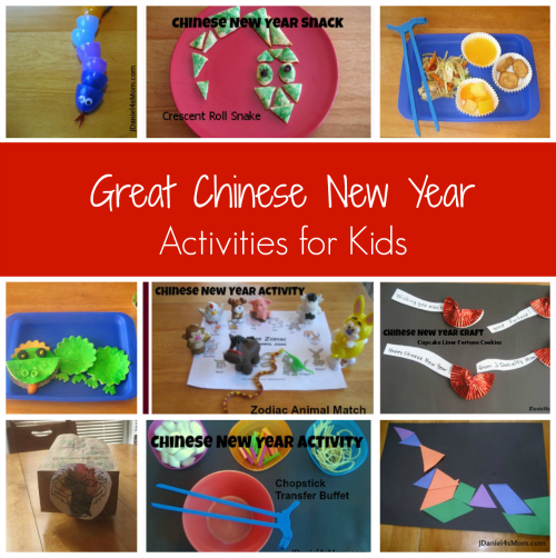 great_chinese_new_year_activities_for_kidspng - Chinese New Year For Kids