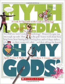 My Top Ten Myths for Kids Books