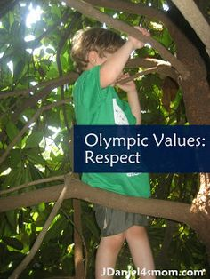 Olympic Values- Respect