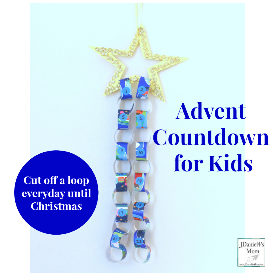 Advent Countdown for Kids