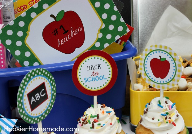Make School Fun with Back to School Printables