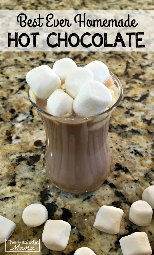 Hot Chocolate Recipes for Families - You will have the best time exploring each and every recipe in this collection.
