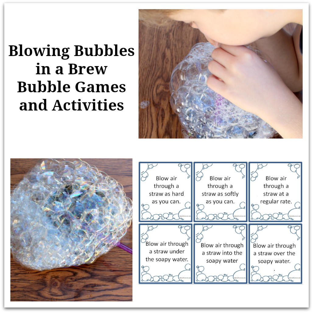 Bubble Games and Activities