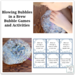 Bubble Games and Activities with 16 Exploration Cards