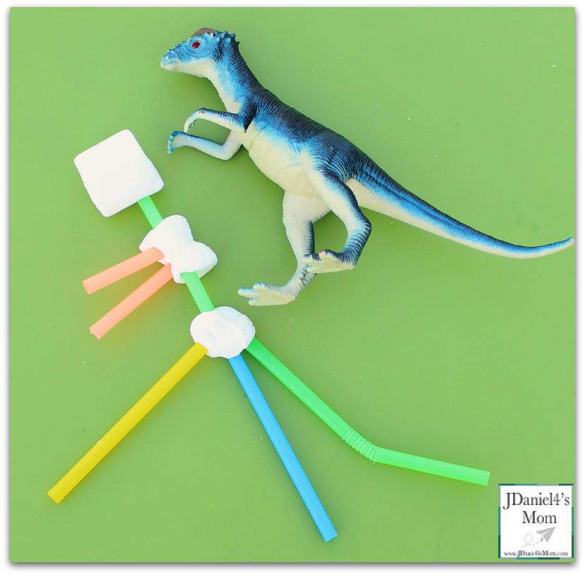 how to create a dinosaur