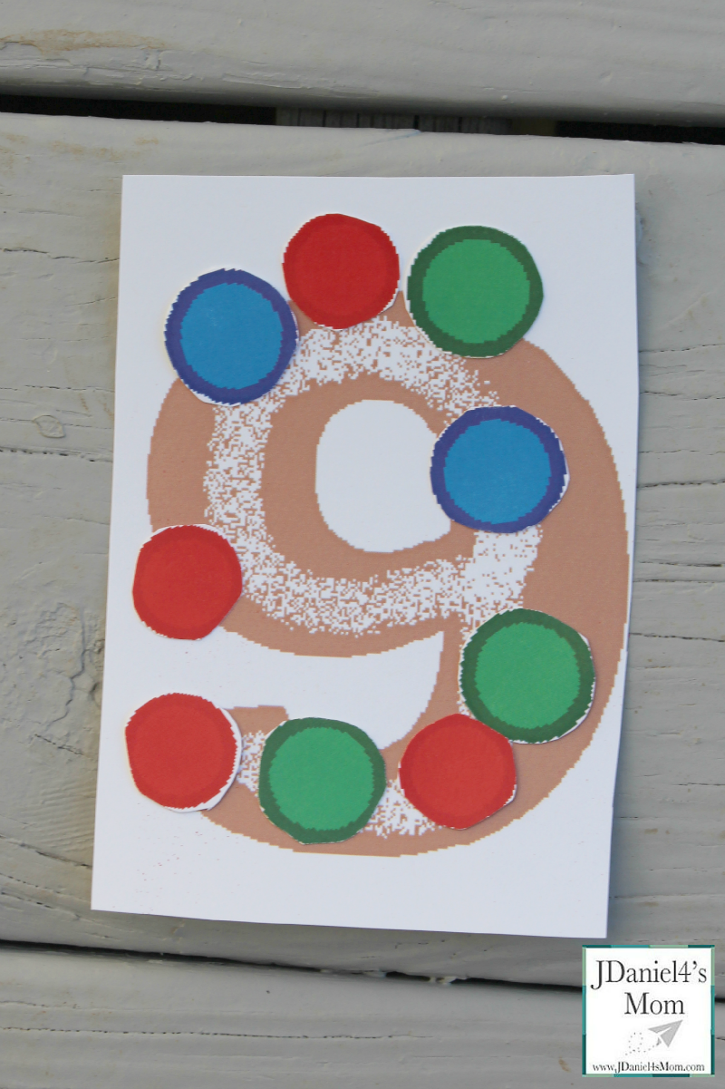 Christmas Printables Gingerbread Cookie Numbers - These numbers are a fun way to work on counting, number recognition, and adding.