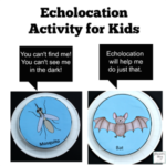 Echolocation Activity with Free Printables