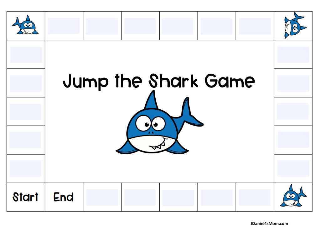 Editable Jump the Shark Game