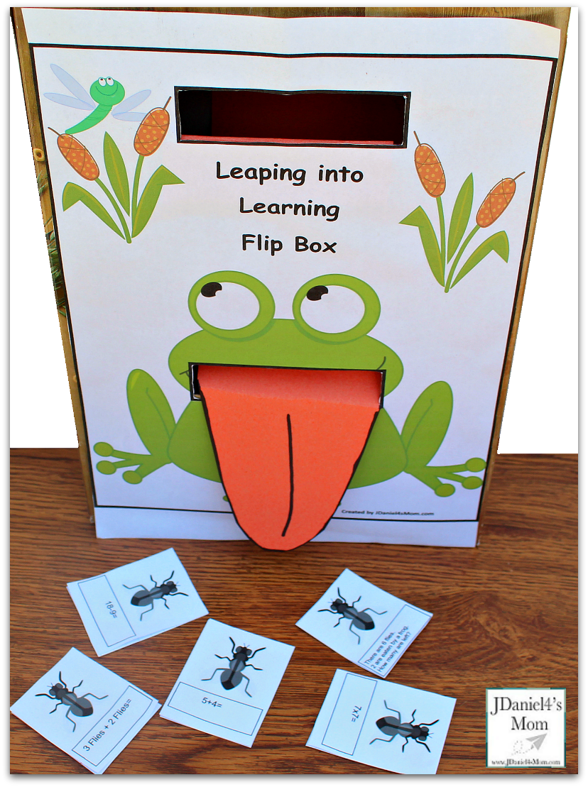 Editable Math Cards and Flip Chute Printables Supplies