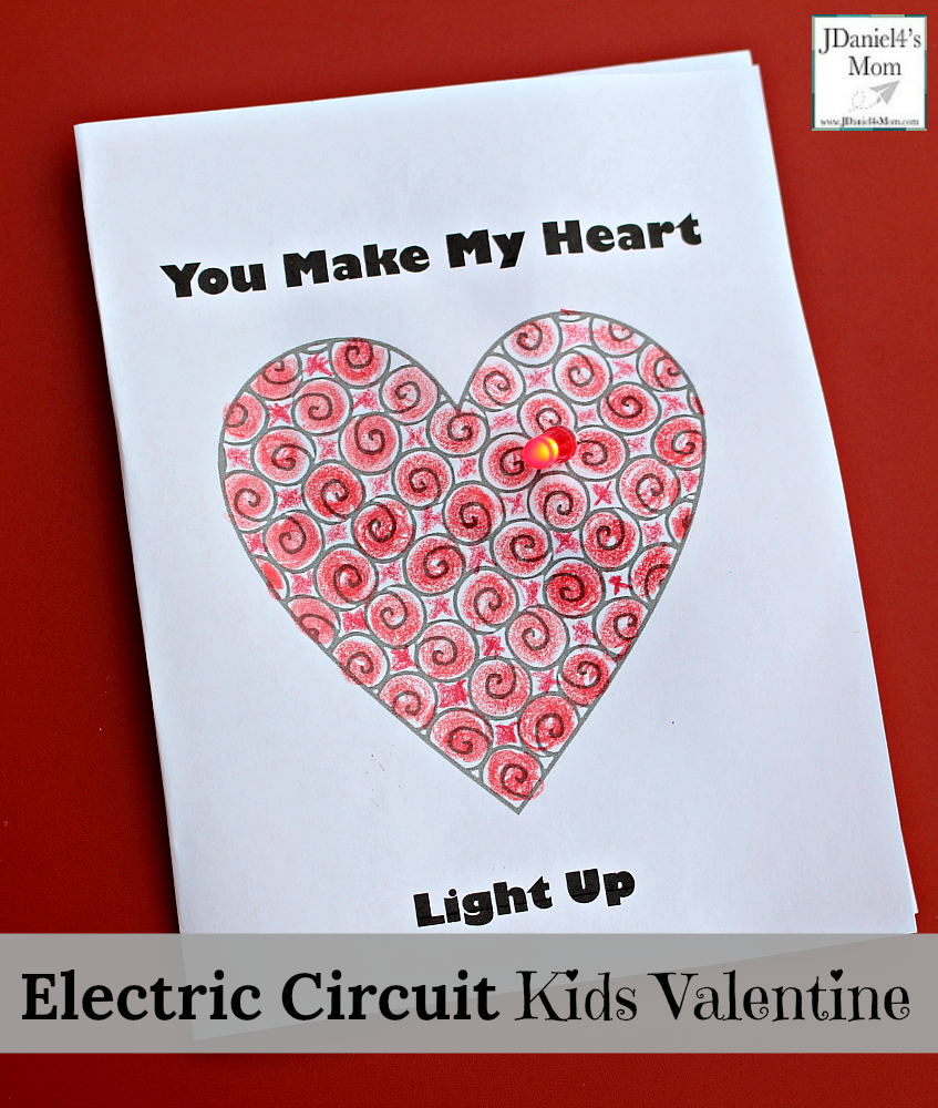 Electric Circuit Kids Valentine On Pinterest Electrical Safety And Science Ads By Amazon
