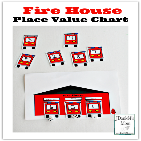 Fire House Place Value Chart Jdaniel4s Mom