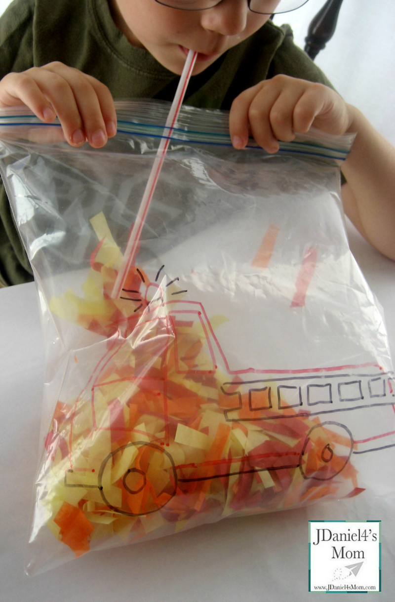 Fire-Truck-Activity-for-Kids-blowing