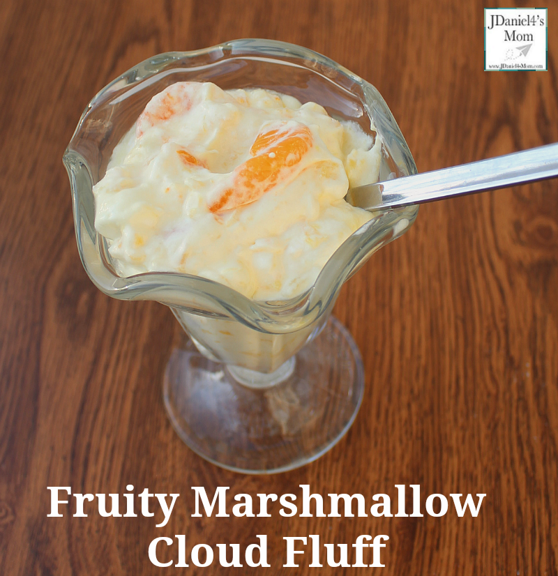 Fruity Marshmallow Cloud Fluff