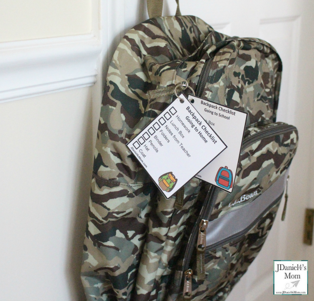 Back to School Printables - Going to Home Tag