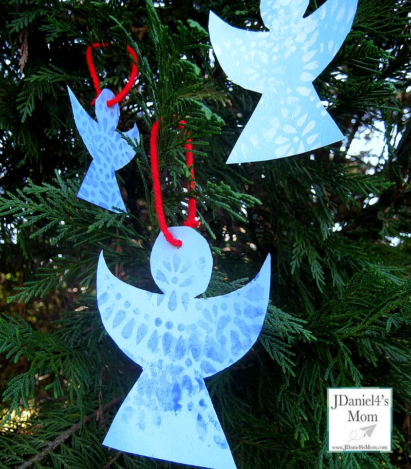 Homemade Christmas Ornaments for Kids to Make