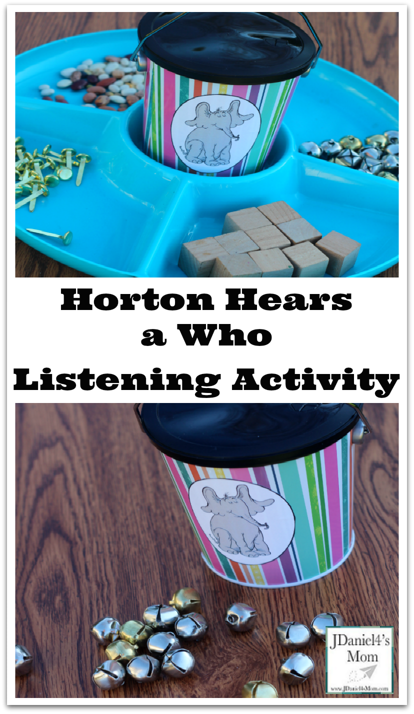 horton hears a who listening activity