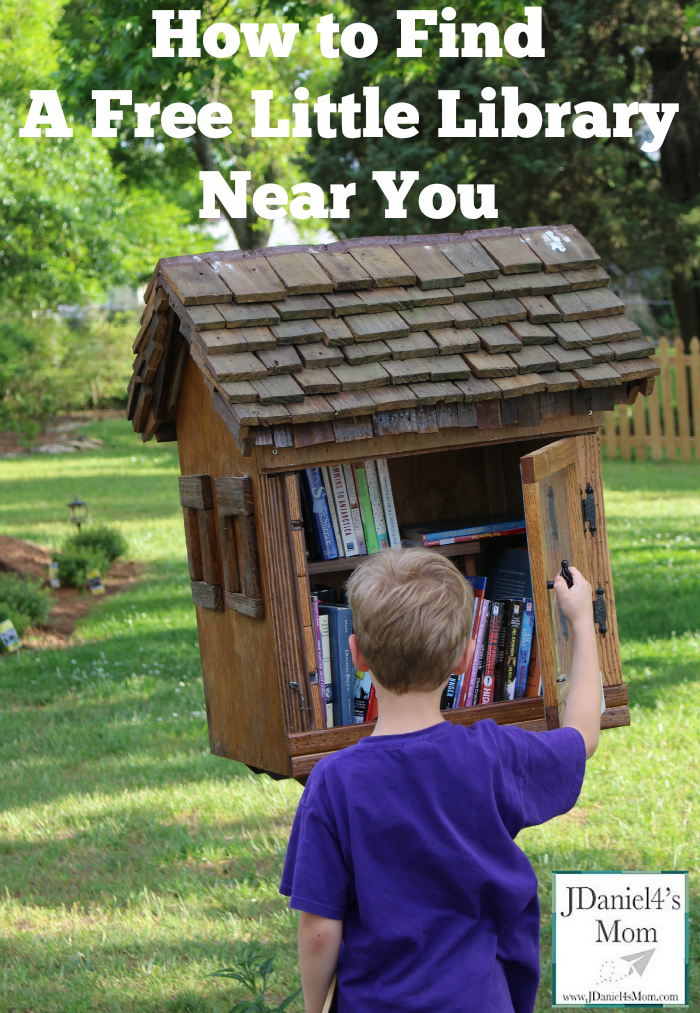 How To Find a Little Free Library Near You