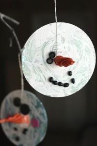 Snowman Crafts for Kids- This collection of amazing snowman would be fun for preschooler and older kids to craft.