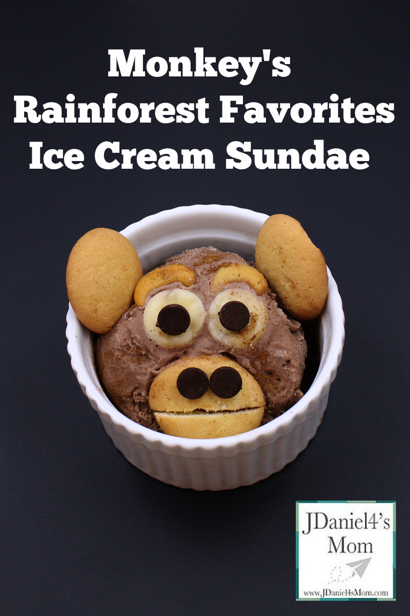 Ice Cream Sundae Monkey's Rainforest