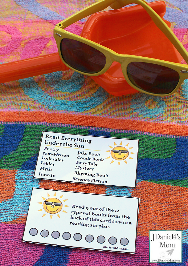 Introducing A Fun Way to Encourage Summer Reading