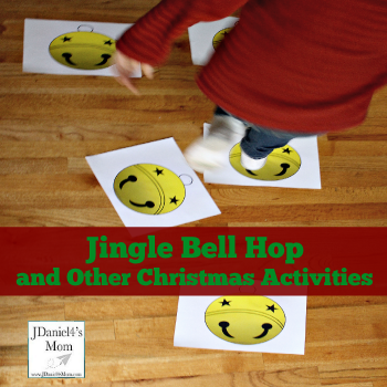 Christmas Activities - Jingle Bell Hop and Other Activities