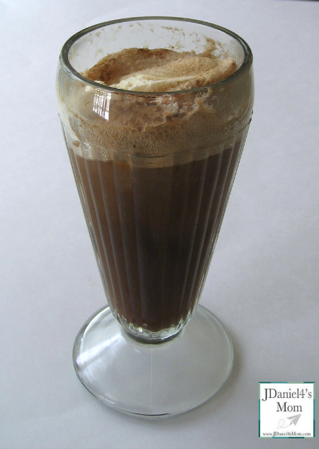 Kid Friendly Recipes- Brown Cow Float and More_brown_cow
