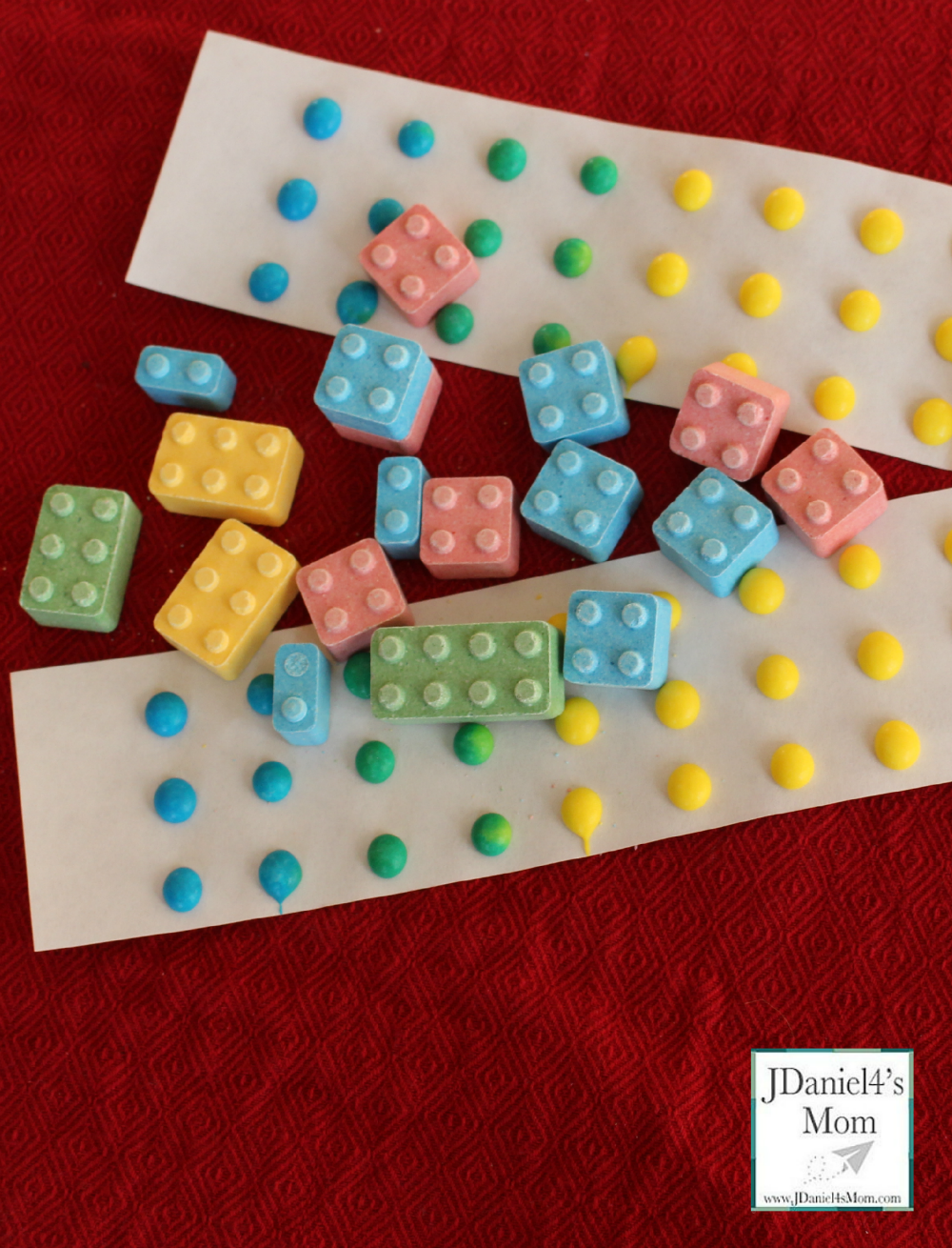 LEGO Valentines Day Cards Printable – Candy Valentine Card
